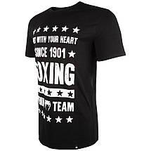 Футболка Venum Boxing Origins T-shirt Black, фото 2