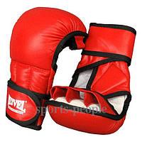 Рукавички/накладки для карате/рукопашного бою, Reyvel, вініл, розмір L, фото 1