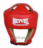 Шлем для каратэ/бокса Reyvel, винил, разн. цвета, L, фото 1