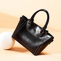 Женская сумка из натуральной кожи Версом, фото 1