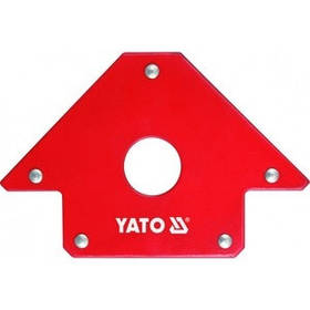 Магнитная струбцина заварки 102х155х17 YATO YT-0864