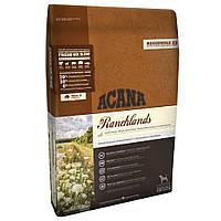 Acana (Акана) Ranchlands сухой корм для собак всех пород и возрастов, 2 кг