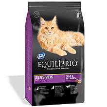 Equilibrio (Эквилибрио) Cat Adult Sensitive сухой корм для котов с чувствительных котов