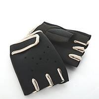 Рукавички для фітнесу, велосипеда, МЅ 0895, неопрен, універсальний розмір