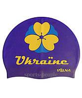 Шапочка для плавания Volna KVITKA CAP, силикон, разн. цвета