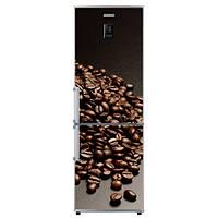 Наклейки премиум на холодильник Кофе