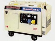 Электрогенератор Glendale серии GP 1/3ф, бензиновый
