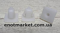 Крепление порогов, вставка с прямоугольной шляпкой Hyundai, Kia (3.2 мм). ОЕМ: 8775837000, 87758-37000