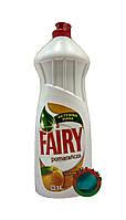 Средство для мытья посуды Fairy (Фейри) апельсин 1 л