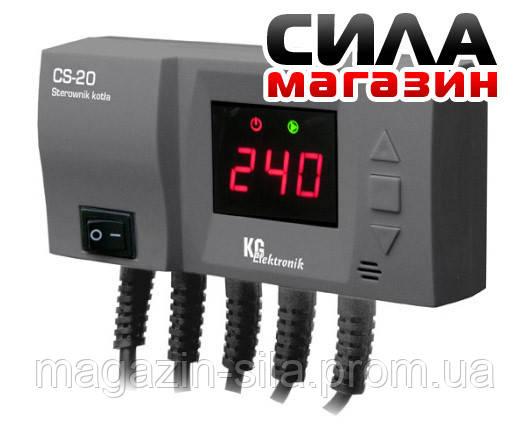 Автоматика котла TAL Elektronik CS-20BT с вентилятором