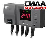 Автоматика котла TAL Elektronik CS-20BT с вентилятором, фото 1