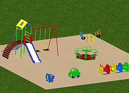 Дитячий ігровий майданчик 3