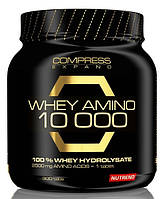 Аминокислоты, BCAA NUTREND - Compress Whey Amino 10 000 300 таб