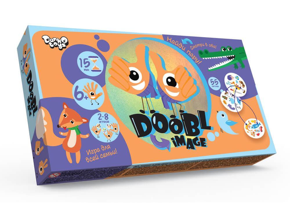 Настольная развлекательная игра Doobl Image (DBI-01-01)