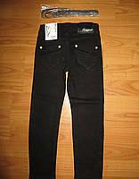 Котоновые брюки на девочек Seagull 116-122-128-134-140-146 рр.