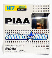 Автолампы PIAA Southern Star White H7 / 5100K / комплект 2шт.