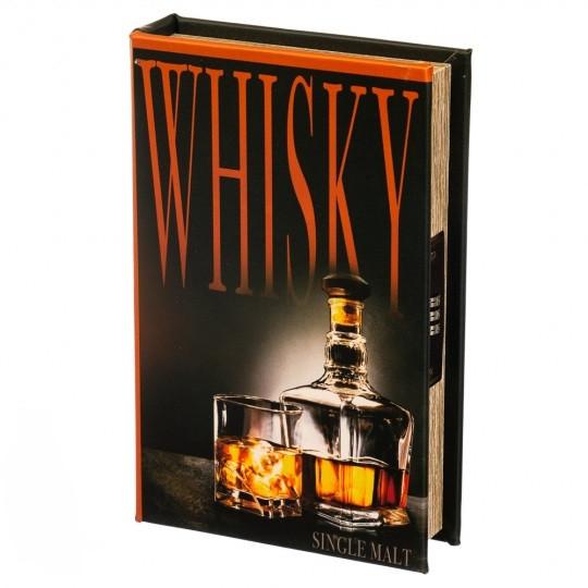 """Книга-сейф """"Виски"""""""