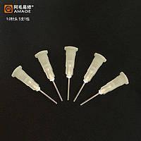 Amaoe игла для шприцов 1.0мм