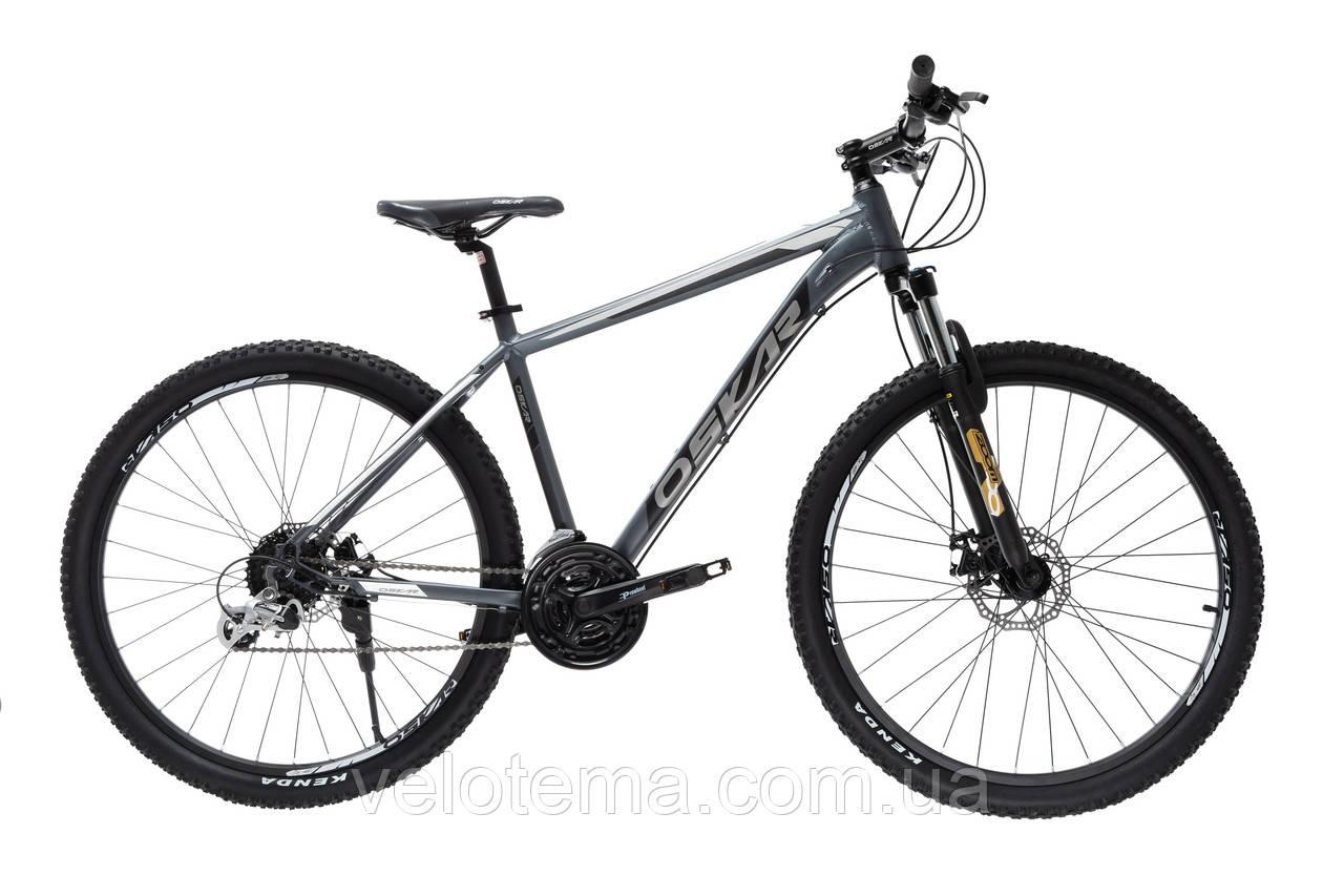 Горный алюминиевый велосипед  Oskar AIM 27,5