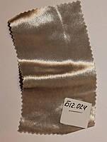 Бархат на шелке № Б 12.024, серый теплый с оттенком светлого бежа,  тонкий