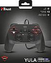 Геймпад Trust GXT540 YULA USB Черный, фото 4
