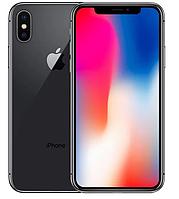 Мобильный телефон Apple iPhone X 64Gb Space Gray (MQAC2)  Б/У, идеал Neverlock