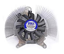 Вентилятор VGA Pccooler K60 для ATI/NVIDIA 3-pin, RPM 2200±10%, BOX