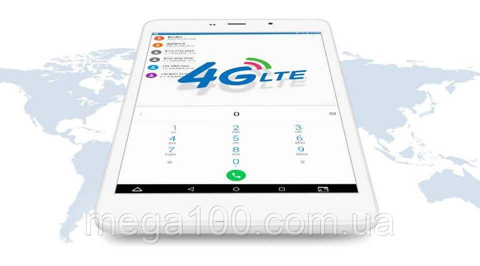 Планшет ALLDOCUBE T8 Ultimate 4G (8 дюймов экран, памяти 2Gb/16Gb, батарея 3800 мАч)