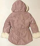 Куртка-парка для девочки рю16 лет, фото 5