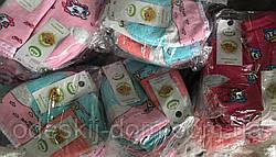 Носки стрейчевые с махрой на девочек тм Эко Червоноград  10р