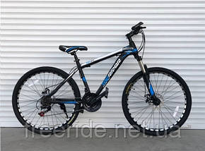 """Горный велосипед Top Rider """"611"""" 26 (17 рама), фото 2"""