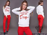 Костюм женский спортивный  в расцветках 51252, фото 1