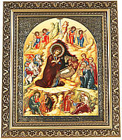 Ікона «Різдво Христове» арт. 142