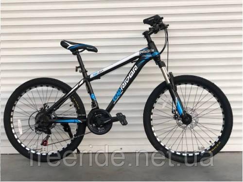 """Подростковый велосипед Toprider """"611"""" 24 (14 рама)"""