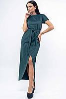 Платье из замша с 42 по 52 размер