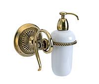 Дозатор для жидкого мыла настенный Stilars 1642