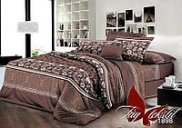 ✅ Полуторный комплект постельного белья (Ранфорс) TAG R1898
