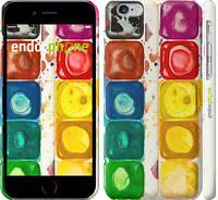 """Чехол на iPhone 6 Палитра красок """"2837c-45"""""""