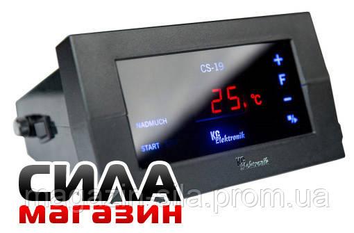 Автоматика котла с вентилятором SP30 PID KG Electronic