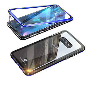 Магнитный чехол (Magnetic case) для Samsung Galaxy S10e