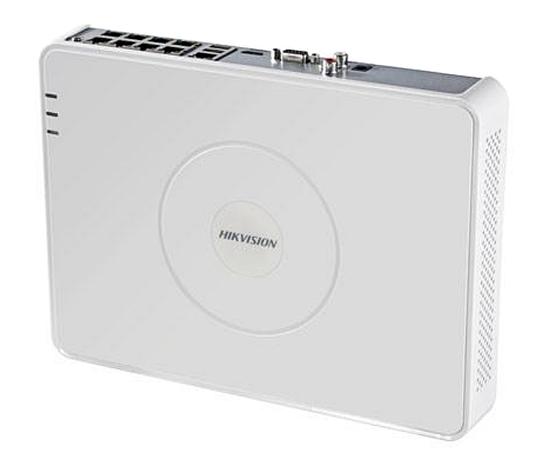 8-канальный сетевой видеорегистратор Hikvision DS-7108NI-E1/8P