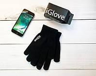 Перчатки для iPhone iGloves | iGlove сенсорные black