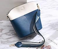 Женская сумка из натуральной кожи БлуДжинс С1830, фото 1