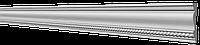 Потолочный плинтус с орнаментом для натяжного потолка  GP67 Glanzepol 68х17