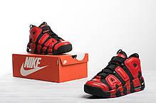 Мужские кроссовки в стиле Nike Air More Uptempo Infrared, фото 2
