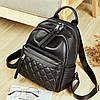 Женский рюкзак из натуральной кожи Шайни