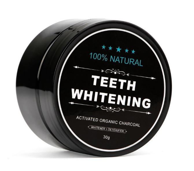 Угольный порошок для отбеливания зубов - фото 1