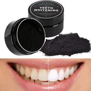 Угольный порошок для отбеливания зубов - фото 2