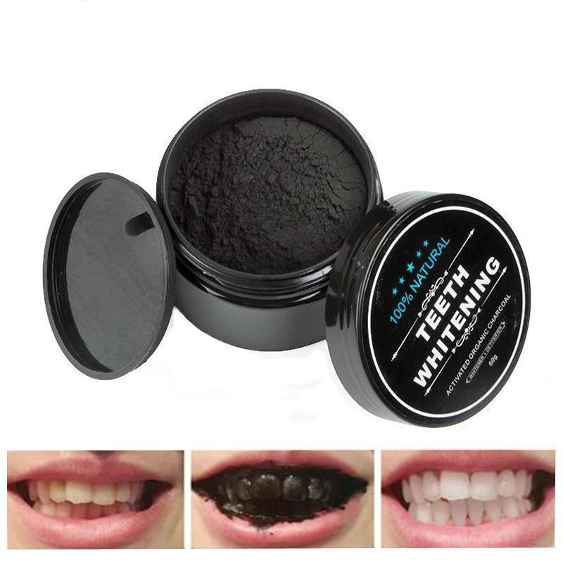Угольный порошок для отбеливания зубов - фото 3