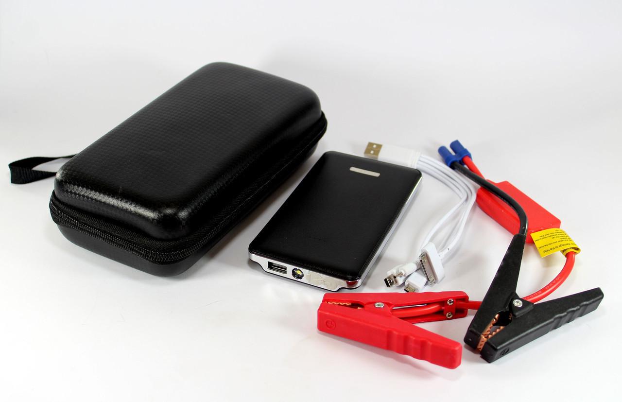 Пусковое устройство Jump Starter + Power Bank  Car Starter